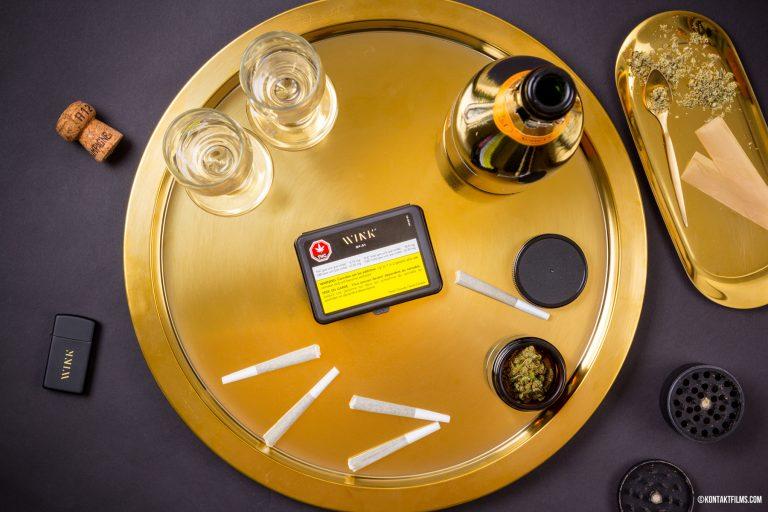 TREC Brands – Wink Champagne | Kontakt Films