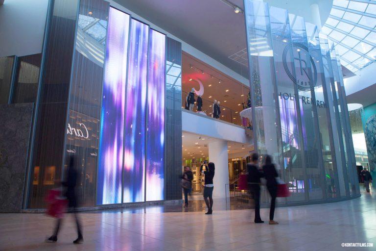 Holt Renfrew – Yorkville Store Display 2 | Kontakt Films