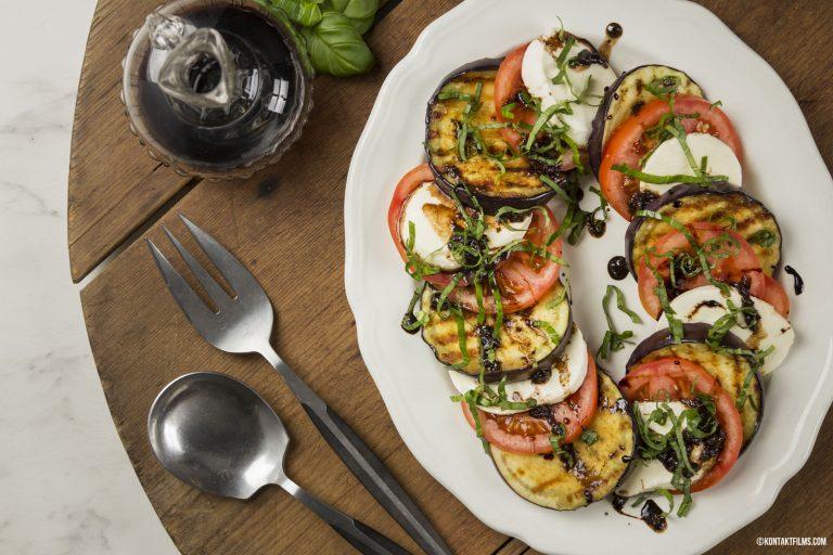Knorr – Eggplant Caprese   Kontakt Films