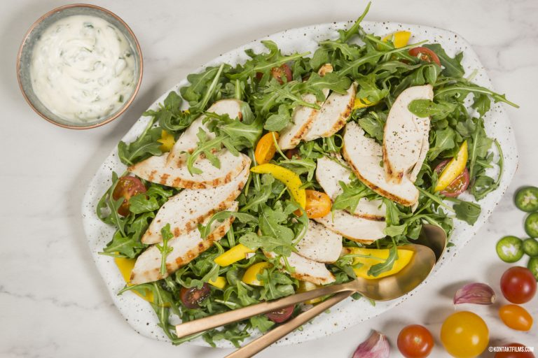 Knorr – Chicken Salad   Kontakt Films