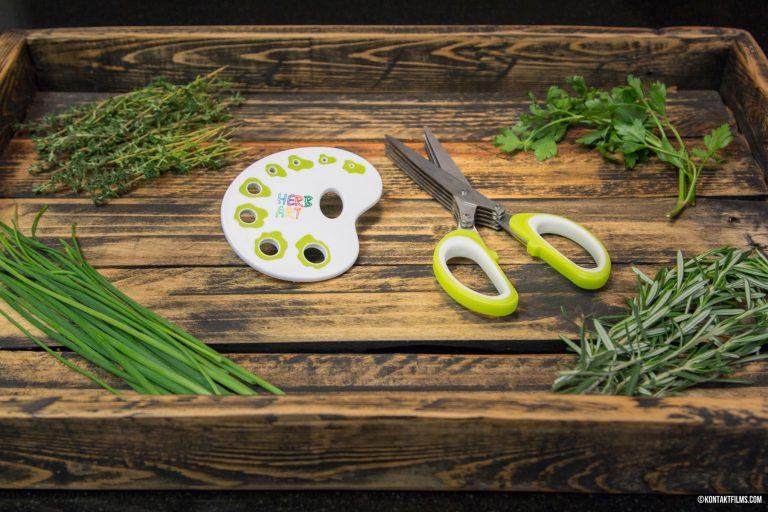 Kitchen Innovations – Herb Art | Kontakt Films