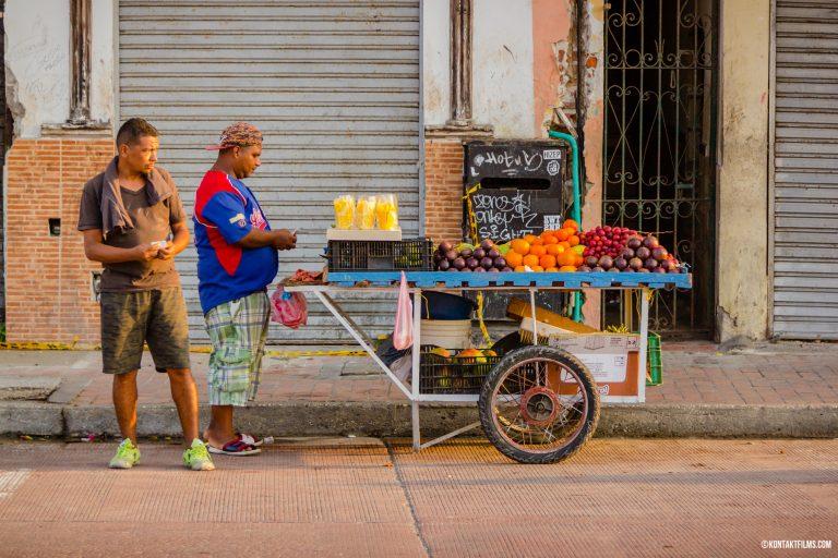 Salesman in Cartagena | Kontakt Films