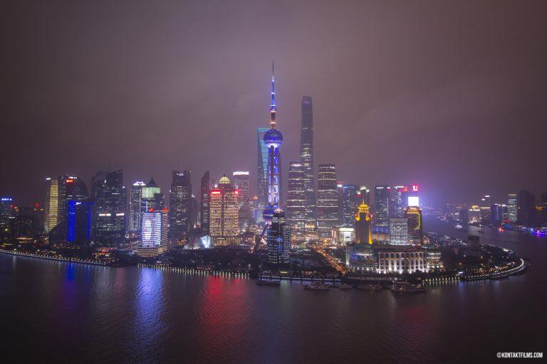 Shanghai, China | Kontakt Films