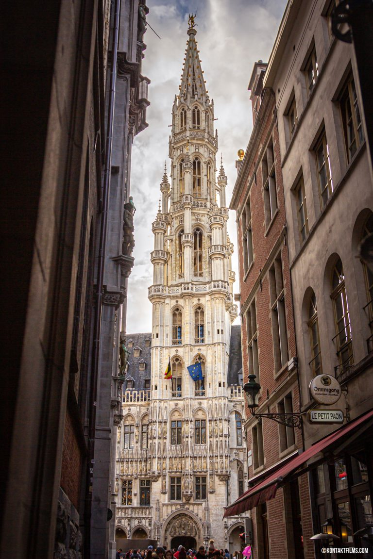 Brussels, Belgium | Kontakt Films